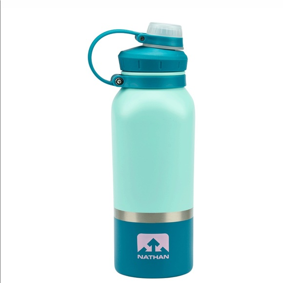 Nathan Other - Nathan Hammerhead 24oz steel insulated waterbottle